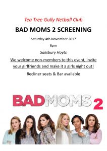 Bad Moms 2 @ Salisbury Hoyts